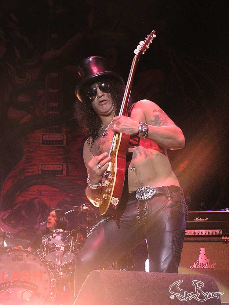Slash and The Conspirators feat. Myles Kennedy @ Heineken Music Hall (Afas Live), Amsterdam