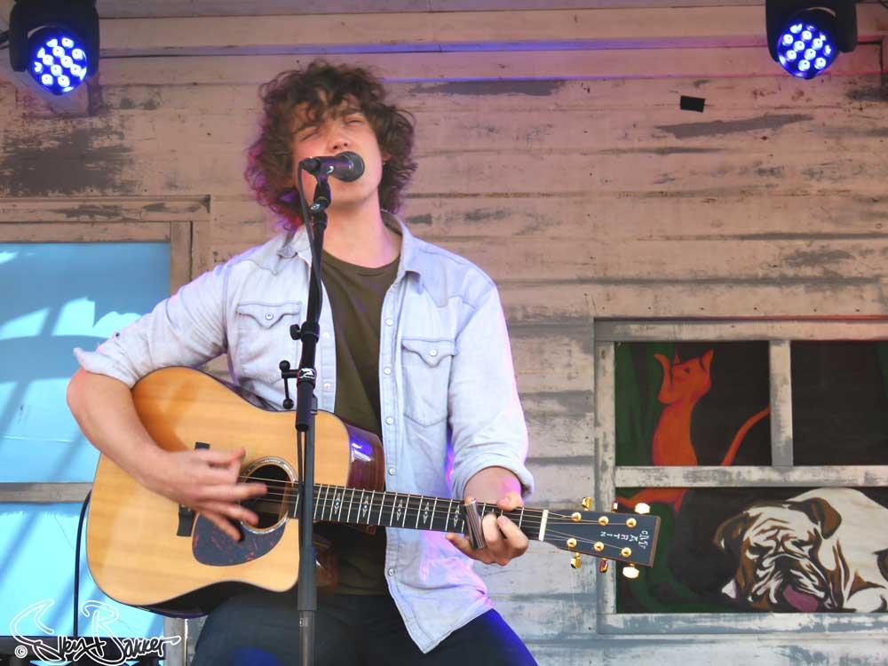 Dan Owen at Bayou, Zwarte Cross, Lichtenvoorde (Sven Bakker)