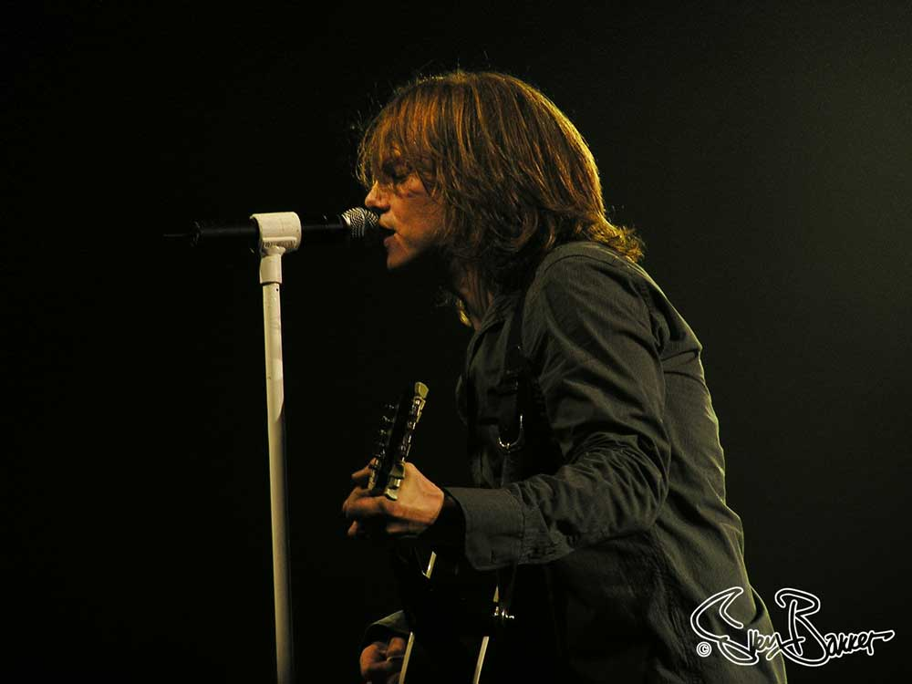 Joey Tempest (with Europe) @ 013, Tilburg (Sven Bakker)