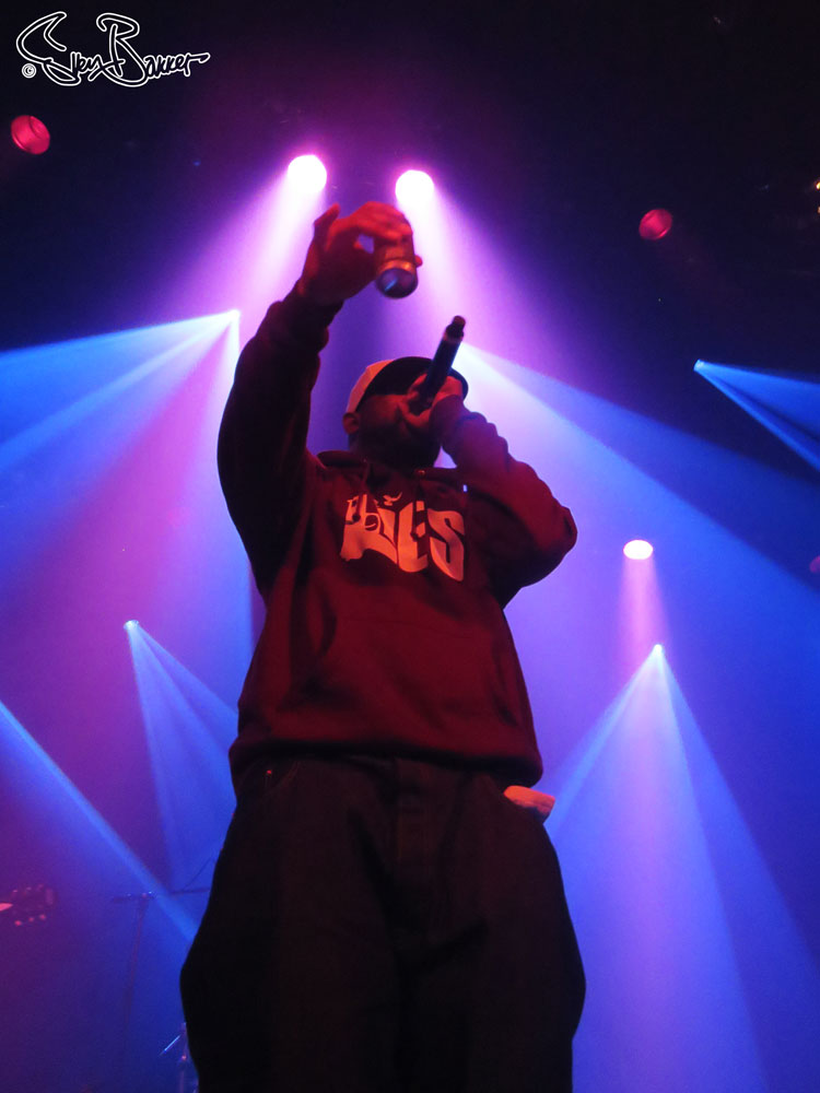 Ghostface Killah with BADBADNOTGOOD @ Melkweg, Amsterdam (SvenBakker)