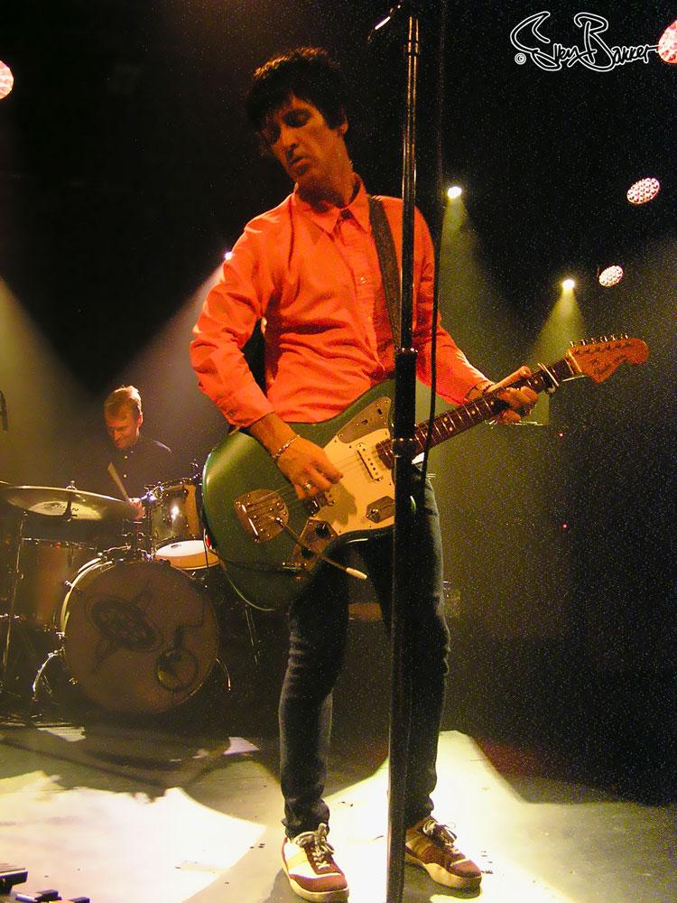 Johnny Marr @ Paradiso Noord, Tolhuistuin, Amsterdam (Sven Bakker)