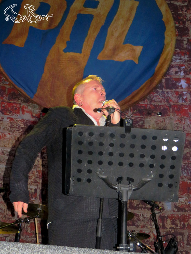 Johnny Rotten with Public Image Limited (P.I.L) @ Paradiso, Amsterdam (Sven Bakker)