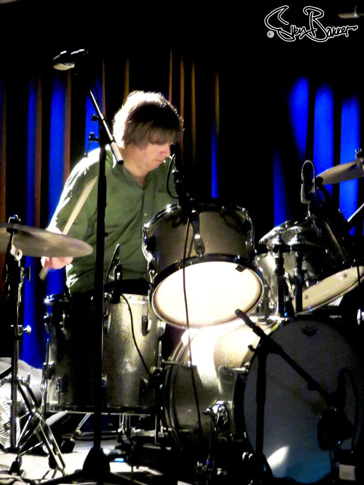 Steve Shelley (& Thurston Moore Band)  @ Paradiso Noord, Tolhuistuin, Amsterdam (Sven Bakker)