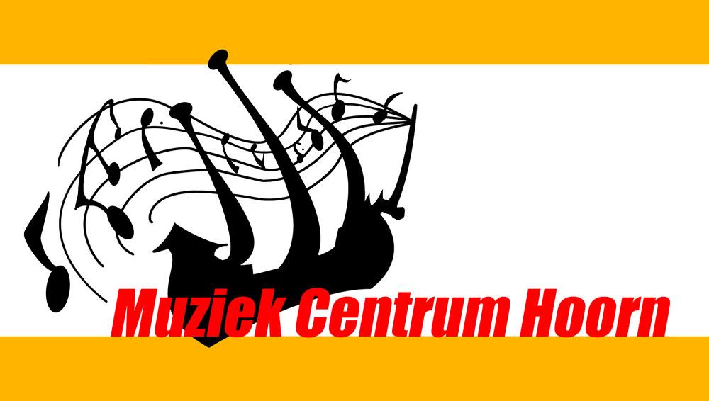 Officiëel logo voor Muziek Centrum Hoorn (Sven Bakker)