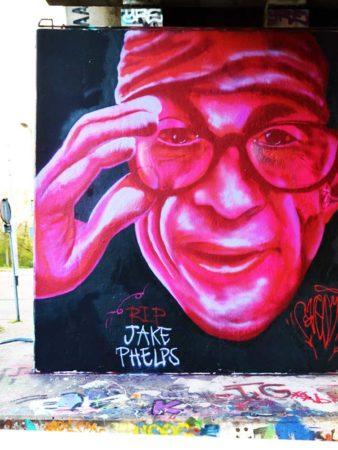 Sven Bakker graffiti en schilderingen