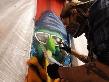 SvenBaker-Zoot-muppets-graffiti