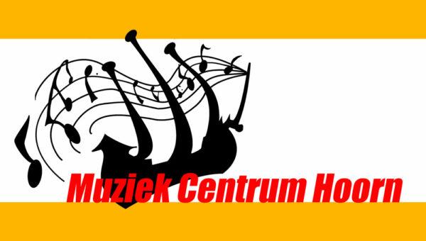 Flyer + logo Muziek Centrum Hoorn by Sven BakkerMuziekCentrumHoorn